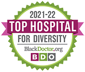 Black Doctor Award for Top Hospitals for Diversity