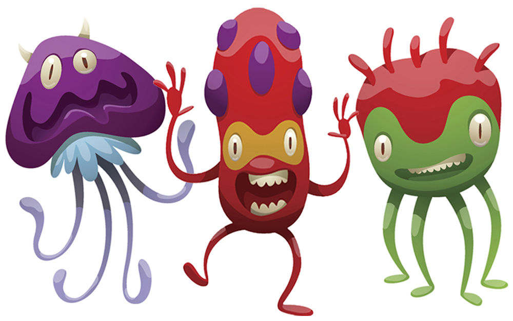 Beneficial Aspects of Scary Microbes & Viruses teaser image