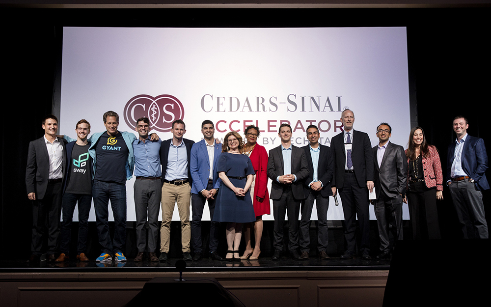 Cedars-Sinai Accelerator Powered by Techstars Demo Day