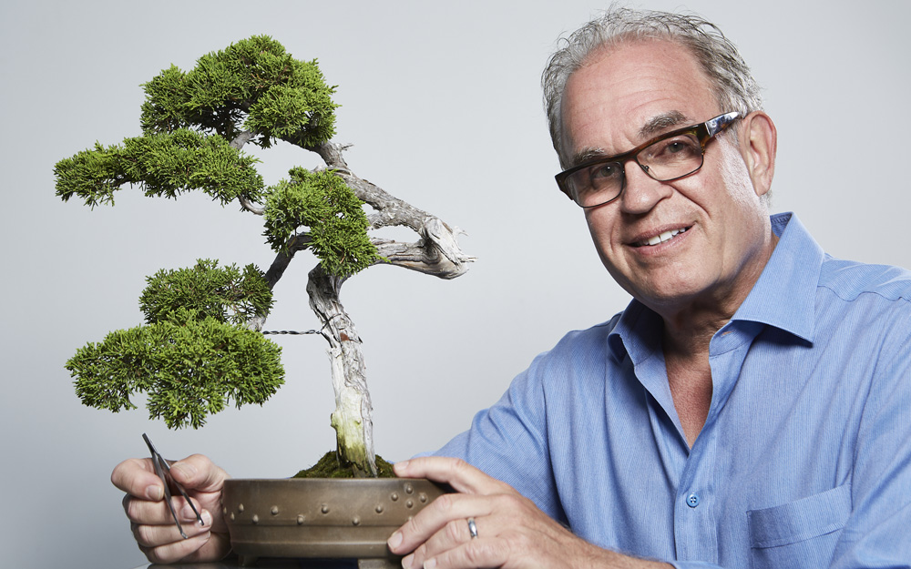 Cedars-Sinai, Orthopaedic Surgeon, Glenn Pfeffer, bonsai