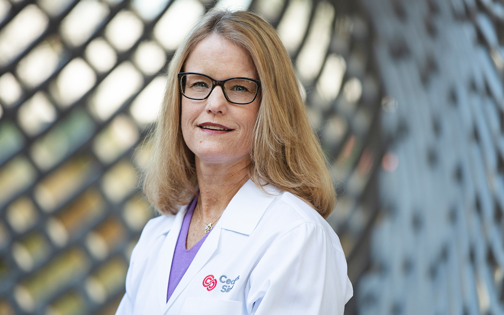 Dr. Karen Reckamp, director of medical oncology in the Department of Medicine at Cedars-Sinai.