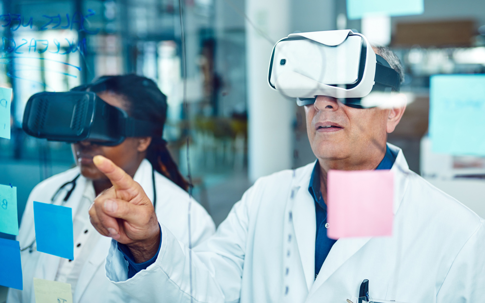 Virtual reality is changing the way we think about healthcare