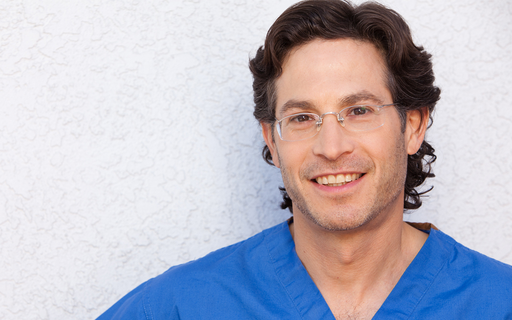 Faces of Cedars-Sinai: Dr. Jeremy Korman teaser image