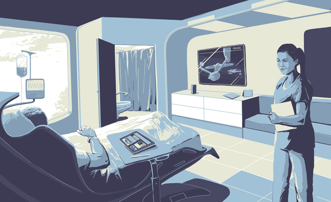 Innovation 4: The Smart Hospital Room teaser image