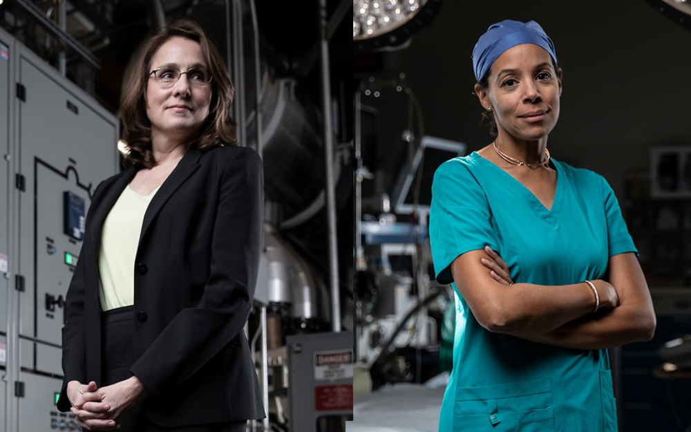Cedars-Sinai experts Joanna Chikwe, MD, and Christine Albert, MD, share plans to advance Cardiology and Cardiac Surgery.