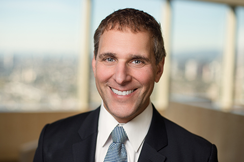 Cedars-Sinai Board of Governors Chair David Sadkin