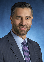 Heitham T. Hassoun, MD, VP & Medical Director, Cedars-Sinai International