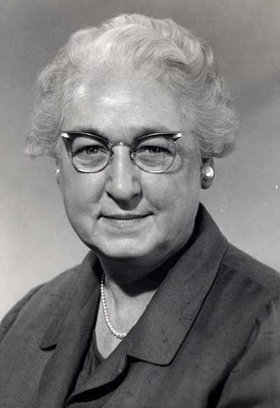 Virginia Apgar, MD, Women in Medicine, Cedars-Sinai
