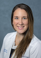 Katie Atkins, MD, PhD, Cedars-Sinai, radiation oncologist, Women in Medicine